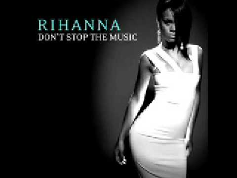 Rihanna - Don't Stop The Music (The Wideboys Club Mix)
