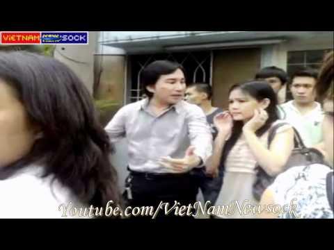 Sock Kim Tử Long và vợ bị đánh ngoài đường
