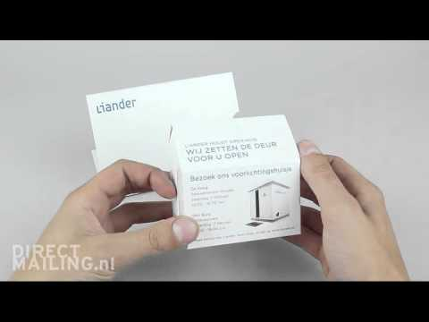 Direct mail pop up mailing pop up huis youtube - Popup huis ...