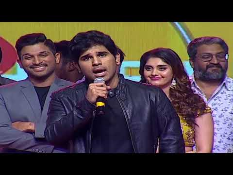 Allu-Sirish-Speech-Okka-Kshanam-Pre-Release-Event