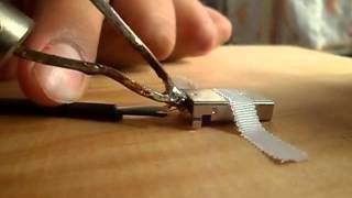 Como fabricar un cable USB