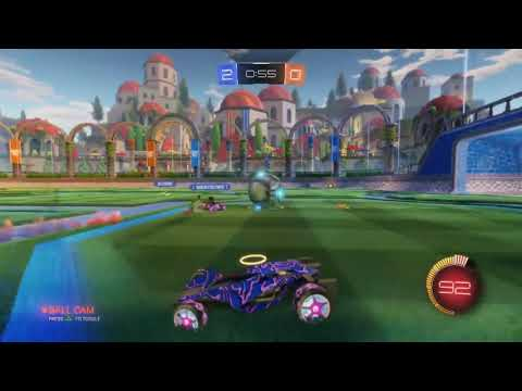 Toxicity is Key (Rocket League Gameplay)