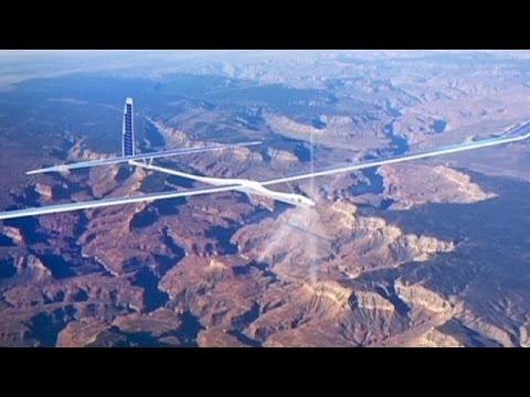 Google compra i droni ad energia solare di Titan - corporate