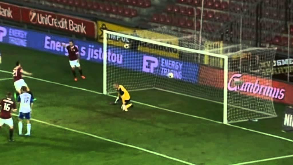 Sparta Praha 3-0 SC Znojmo