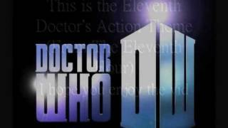Doctor Who 11th Doctors Action Theme Song (From The