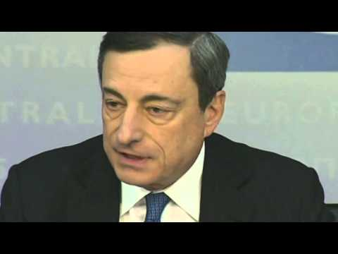 ECB cuts key rate to negative to fight deflation danger