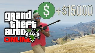 GTA 5 Online: 250k Per Hour Easy Way To Make FAST, Legit