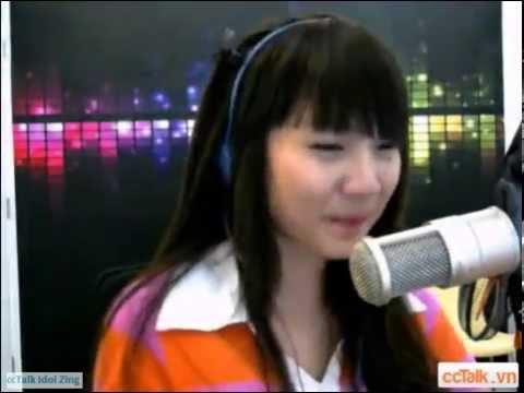 ccTalk Idol - Như Hexi - Tiểu lợn đáng yêu - Người trong giang hồ, Đi bụi _11/6/2014