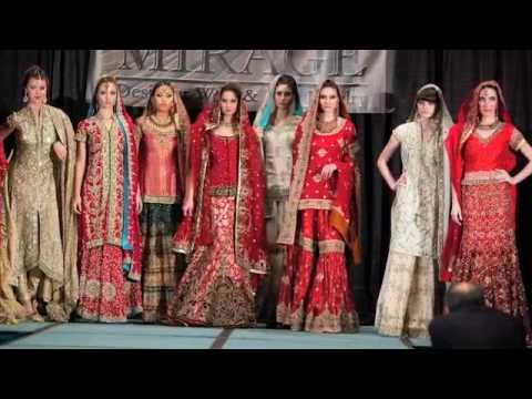 Pakistani Bridal Runway