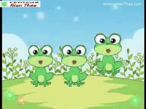 chú ếch con - ca nhạc thiếu nhi Việt Nam hay nhất remcuahienthao.com