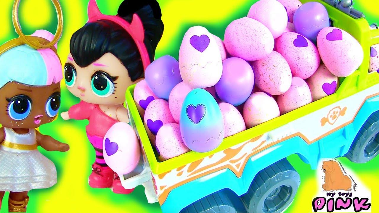 Кукла ЛОЛ оптом - Купить от 75 руб