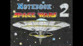 Notebook Space Wars 2 walkthrough images