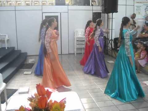 Coreografia Evangelica Rosa de Saron