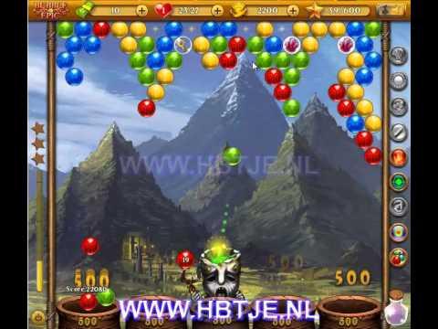 Bubble Epic level 20