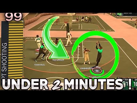 THIS BROKE YOUR JUMPSHOT ! HOW TO FIX AUTOMATIC GREENLIGHTS ANYWHERE ! NBA 2K17 MyPark Custom