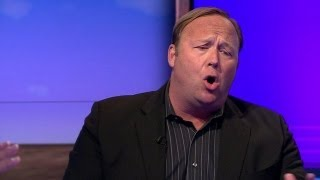 Alex Jones' Epic BBC Meltdown