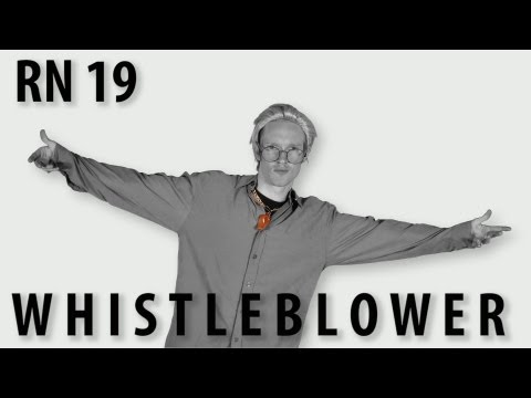 WHISTLEBLOWER - feat. Edward Snowden [RAP NEWS 19]