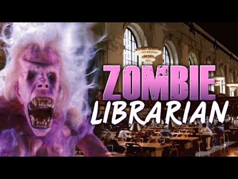 THE ZOMBIE LIBRARIAN BOSS ★ Call of Duty Zombies Mod (Zombie Games)