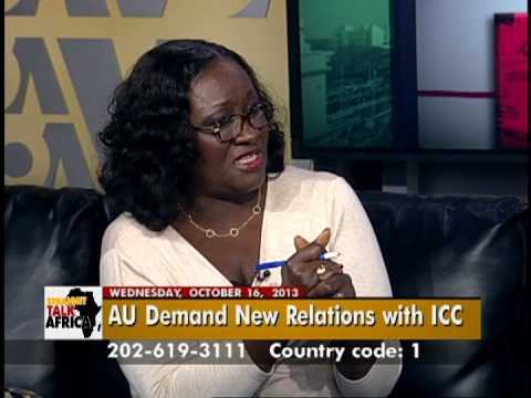 October 16, 2013 VOA Straight Talk Africa: Nigerian AIT TV News Anchor Lara Owoeye-Wise
