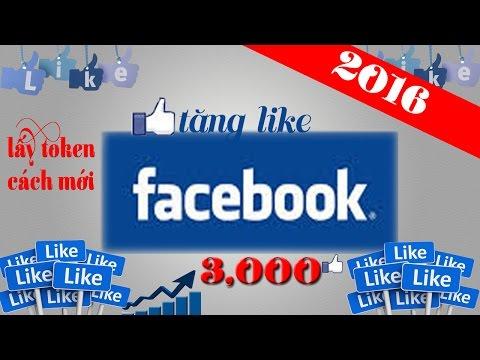 Tăng 3,000 Like Facebook mới nhất chỉ bằng 1 cái líck.