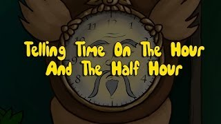 """Telling Time On The Hour And Half Hour"" Fairy Godfather"