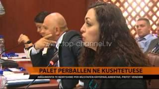 Palt prballen n Kushtetuese  Top Channel Albania  News  L