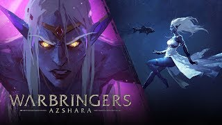 World of Warcraft - Warbringers: Azshara Animációs Rövidfilm