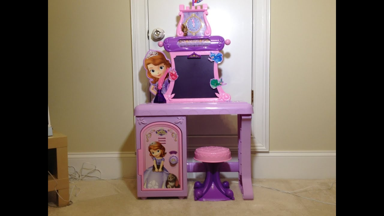 Disney Junior Sofia The First Royal Prep Talking School