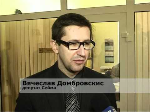 Смотреть видео В Вентспилс приехал министр сообщения