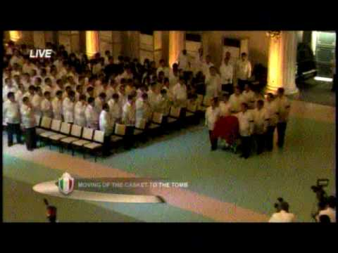 Bro. Eranio Manalo Funeral Part 08/17 (Complete Video)