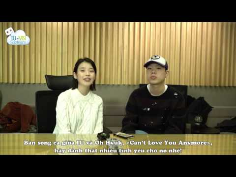 [VIETSUB] TEASER Can't Love You Anymore (사랑이 잘) - IU (아이유) With OH HYUK (오혁)