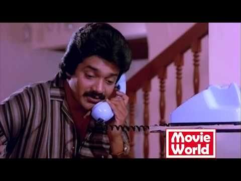 Malayalam Full Movie - Oru Kudakkezhil - Romantic Scene - Part 6 Out Of 32 [HD]