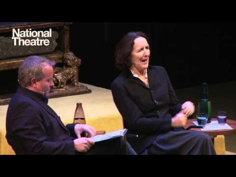 NT 50: Charles Kay and Fiona Shaw in conversation