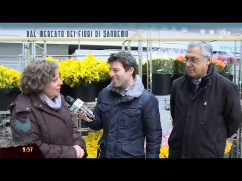 Il mercato dei fiori di Sanremo