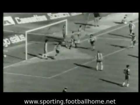 Sporting - 2 Porto - 1 de 1974/1975