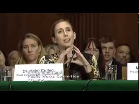 Chief Climatologist; CO2 Warming has