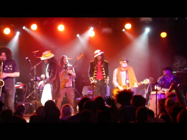 "See-I ""Thunder Dawn & The King"" - (Live at Belly Up Aspen 03/31/11)"