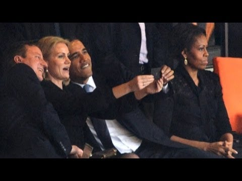 Kass to President Obama: 'Don't shoot selfies'