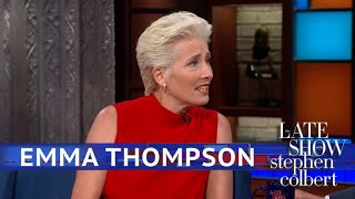 Emma Thompson Could Have Been Our First Lady