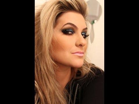 Maquiagem para abalar por Alice Salazar