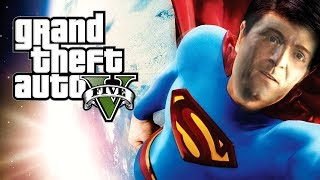 GTA 5 Superman Mod!