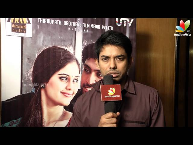 Director M.Saravanan On Ivan Vera mathiri Movie | Interview | Vamsi Krishna, Vikram Prabhu