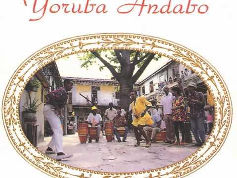 Yoruba Andabo - El Callejon De Los Rumberos - Chano en Belen