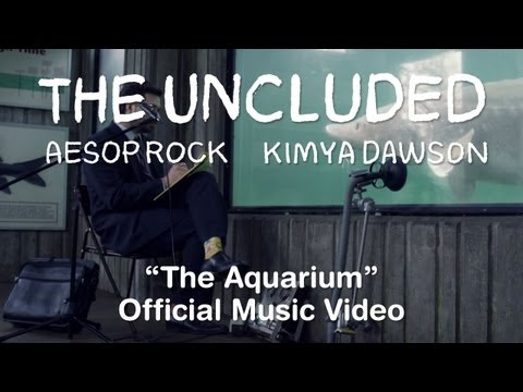 The Uncluded - The Aquarium