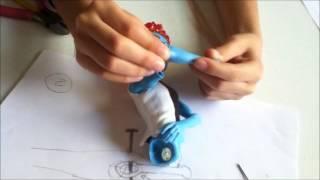 Como Reparar Un Brazo Y Piernas Rotas De Monster High