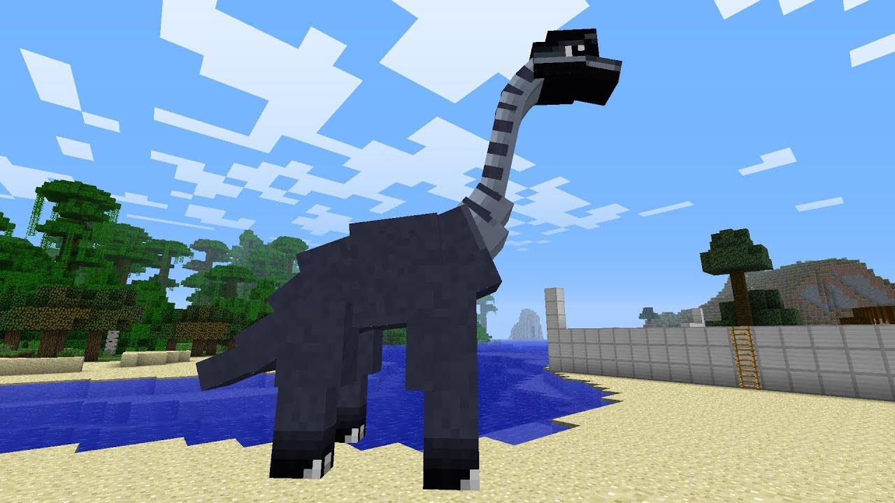 Jpeg Minecraft Dinosaurs