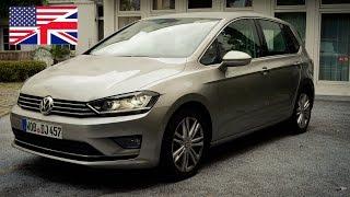 2014 Volkswagen VW Golf SV Sportsvan 2.0 TDI Start Up