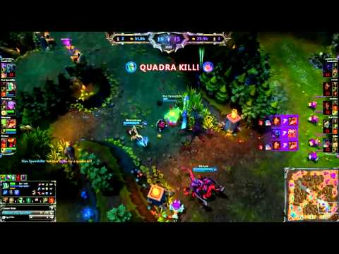 League of Legends Top 5 PENTAKILLS   P 10