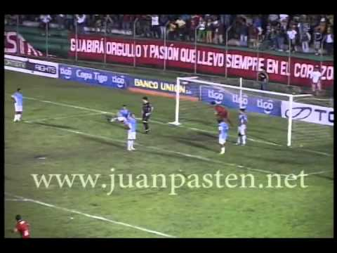 Club Guabira 1-1 Aurora