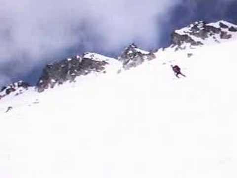 Vídeo del descenso del Besiberri Sud / Besiberri Sur
